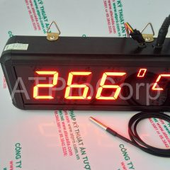 TEMPERATURE LED DISPLAY MODEL AT-TMT-S