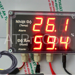 AGRICULTURE SOIL TEMPERATURE AND HUMIDITY MONITORING CONTROLLER (AT-THMS-S 3.1)