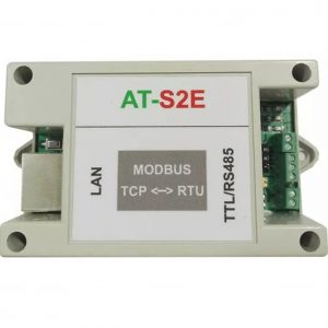 AT-S2E (MODBUS RTU – TCP/IP CONVERTER)