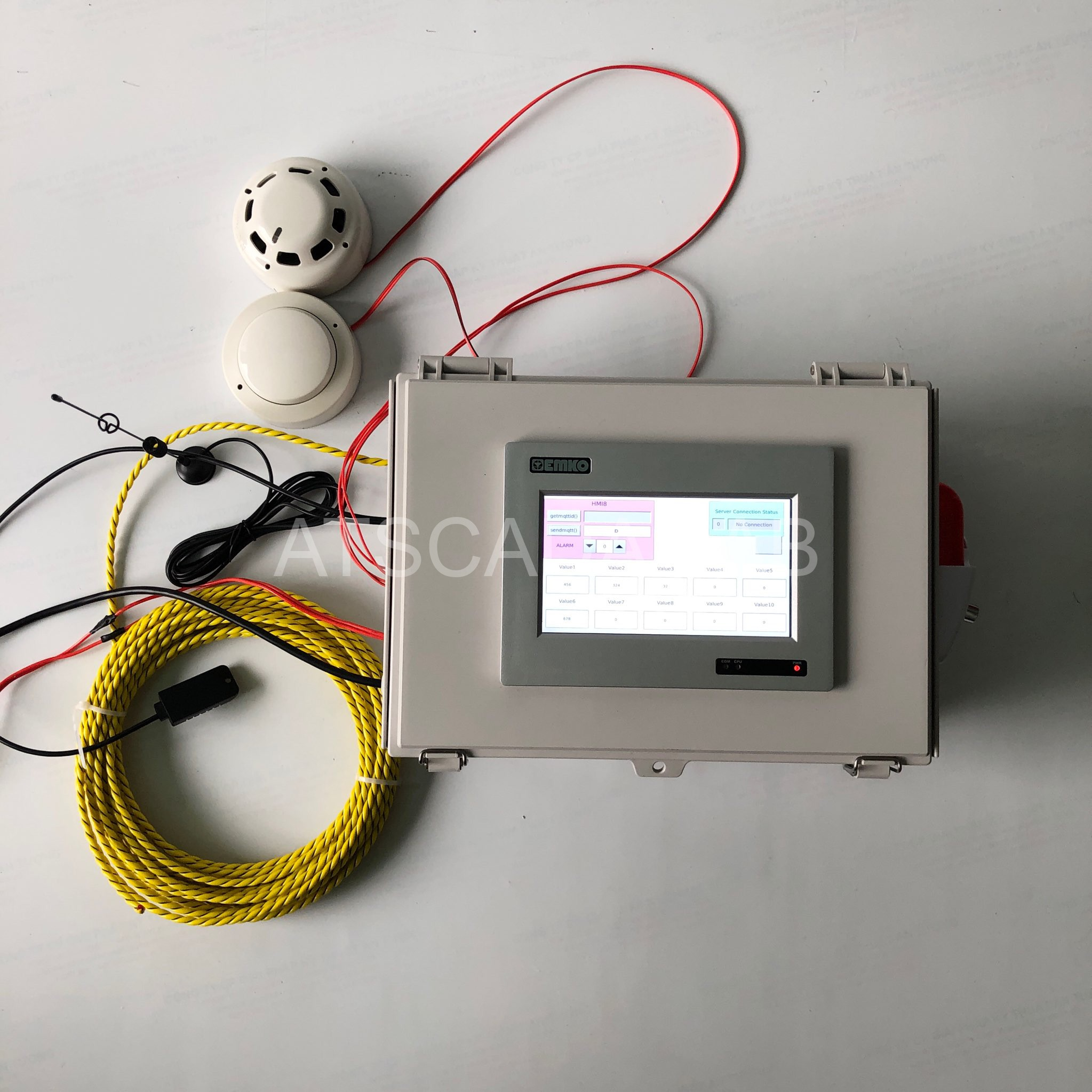 devices-in-environmental-monitoring-system